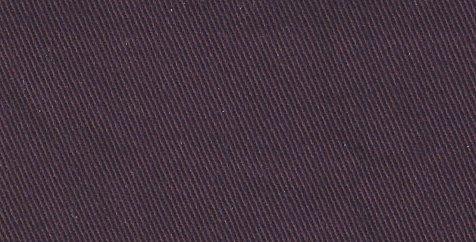 cotton drills aubergine